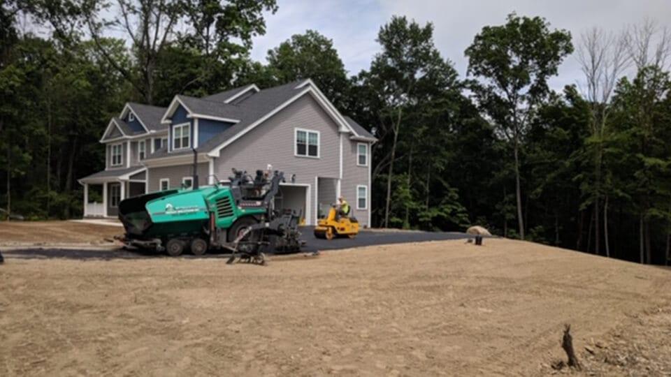 residential paving